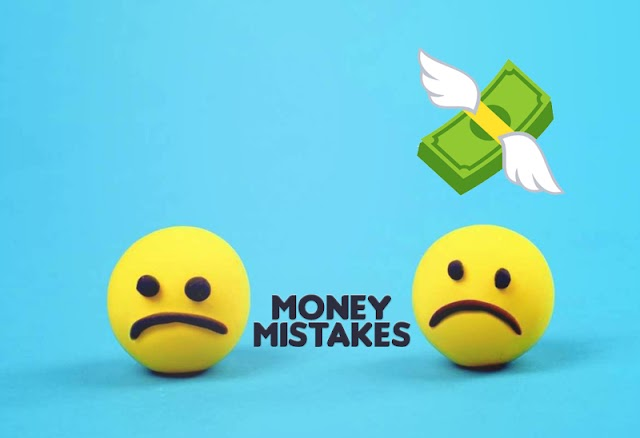 6 specific money mistakes I made in the past