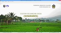 Tutorial lengkap sistem keuangan desa