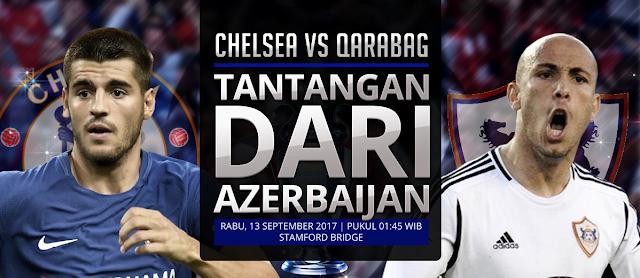 Prediksi Bola Champions League Chelsea vs Qarabag