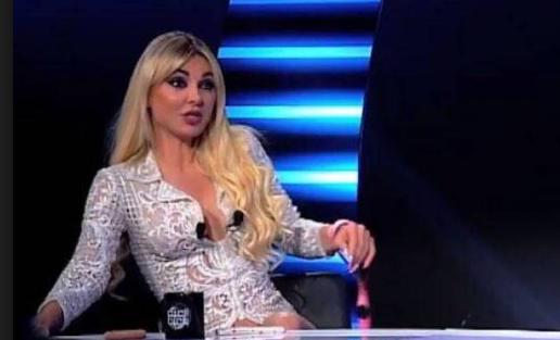 فيديو| ميريام كلينك تنسحب من برنامج 'طوني خليفة' وتصف هذا الرجل 'بالزبال'! ما هو السبب الذي دفعها للانسحاب هكذا؟!!