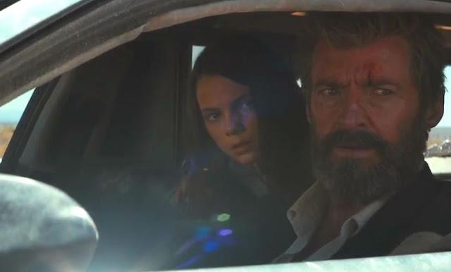 Logan, X-Men, Hugh Jackman, Dafne Keen's X-23