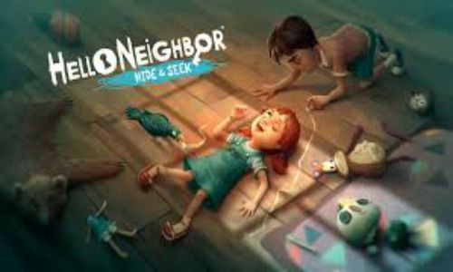 Download Hello Neighbor Hide and Seek Highly Compressed