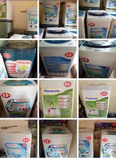Sửa máy giặt toshiba tại Hà Đông