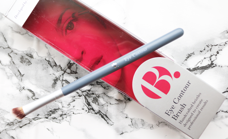 B. Eye Contour Brush review