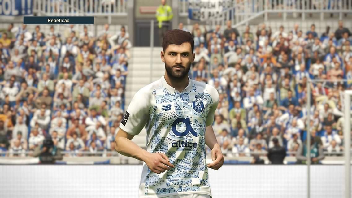 Stunning Porto 19-20 Concept Kit By Matupeco Gets Produced By Fakers