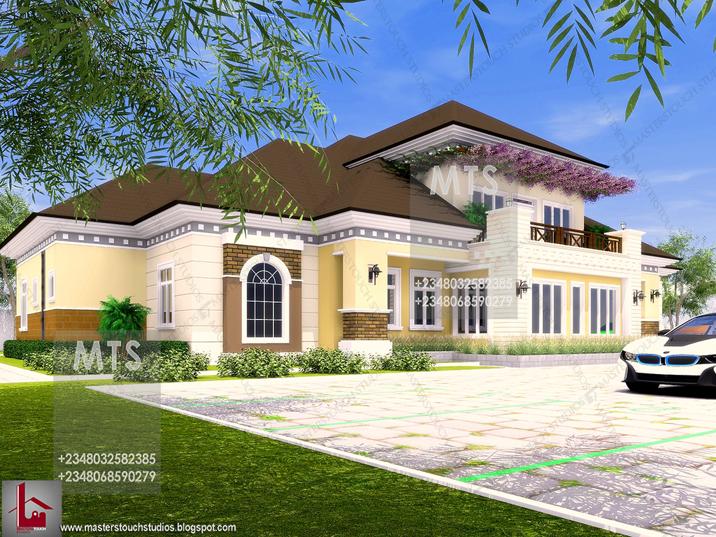 7 bedroom house mr spice 7 bedroom bungalow modern and contemporary 10040
