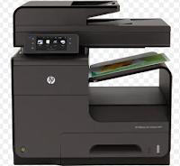 """Der Tintenstrahldrucker HP X576dw ist das Topmodell der Serie """"X"""", und die Größe dieser Drucker gibt die Statur direkt an"""