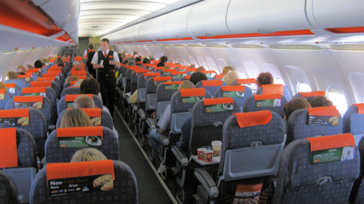 easy jet flight club