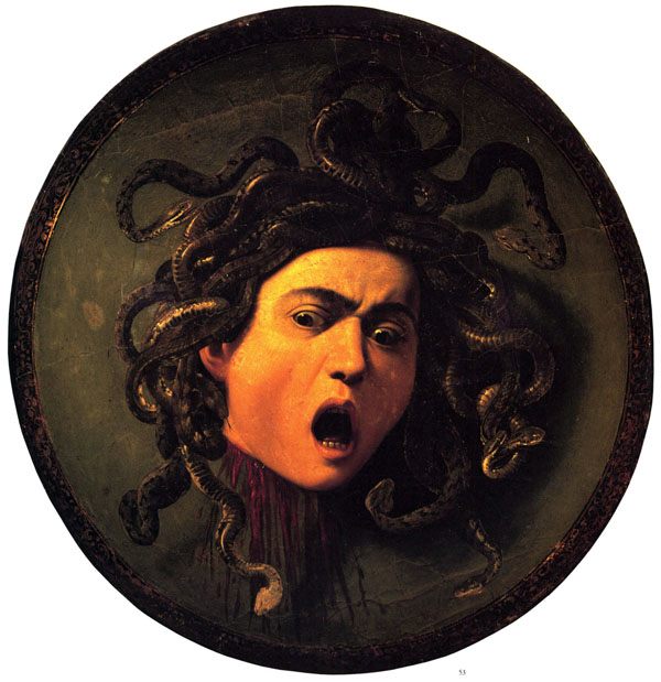 Caravaggio, Macabre Art, Macabre Paintings, Horror Paintings, Freak Art, Freak Paintings, Horror Picture, Terror Pictures