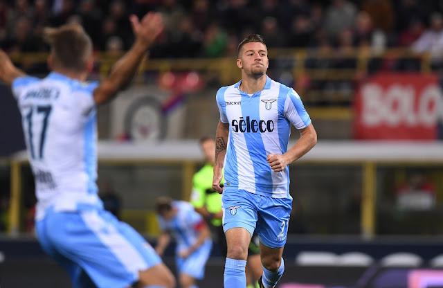 Cuplikan Gol Lazio 4-3 Fiorentina | Liga Italia Serie A Pekan 33
