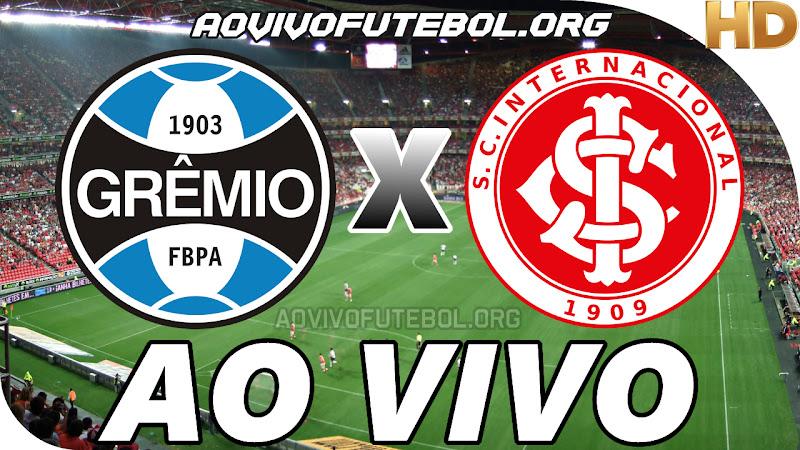 Assistir Grêmio x Internacional Ao Vivo HD