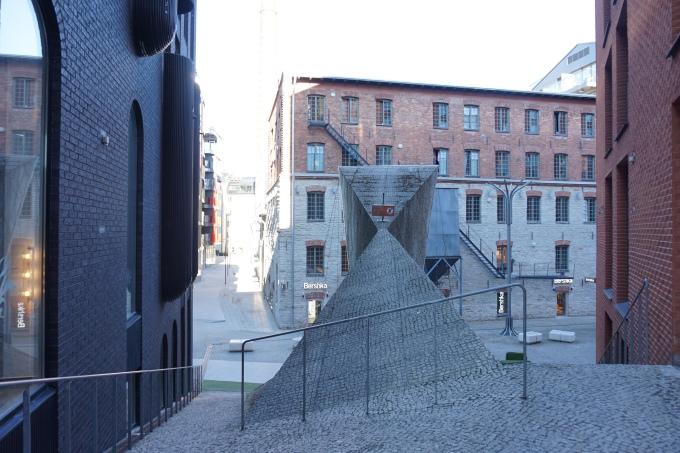 Rotermann City - mielenkiintoisin alue Tallinnan keskustassa