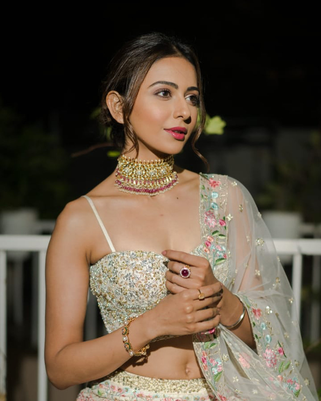 Actress Rakul Preet Singh Hot Photos