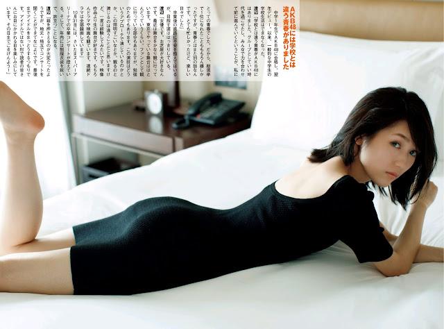 AKB Watanabe Mayu Gravure FLASH 003
