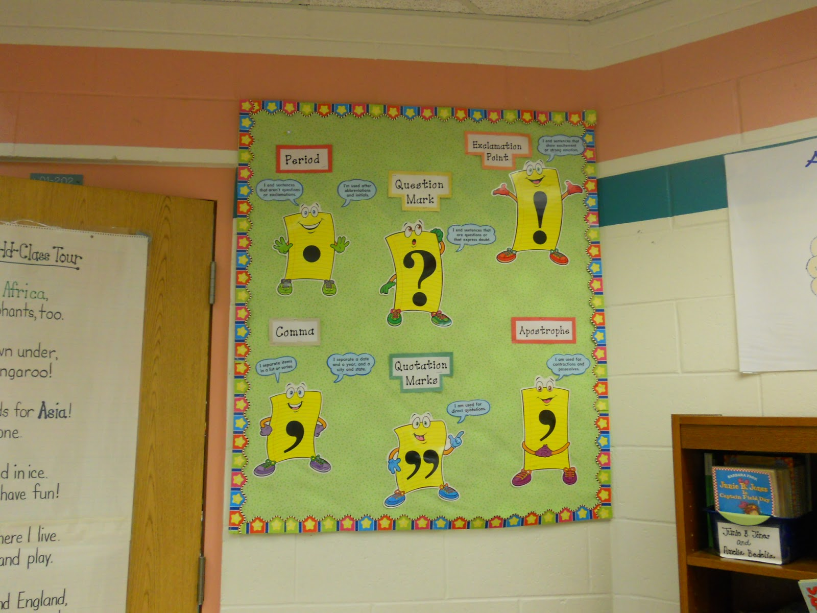 Classroom Border Ideas ~ Bulletin board hacks to save your sanity the applicious