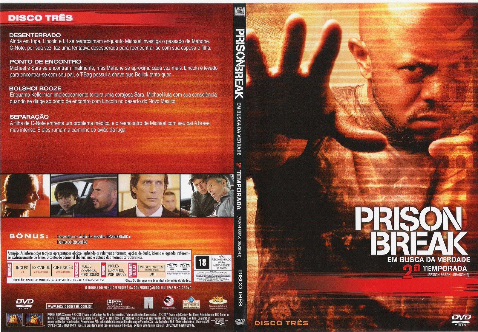 Descargar | prison break 5 temporada | [ audio latino] link por.