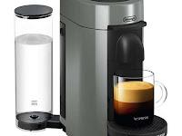 Nespresso Vertuo Plus Gray Review & Price