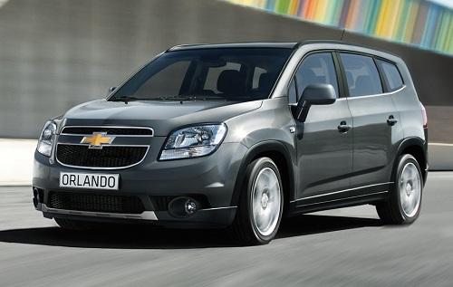 Chevrolet Orlando Masih Menggunakan Mesin ECOTE