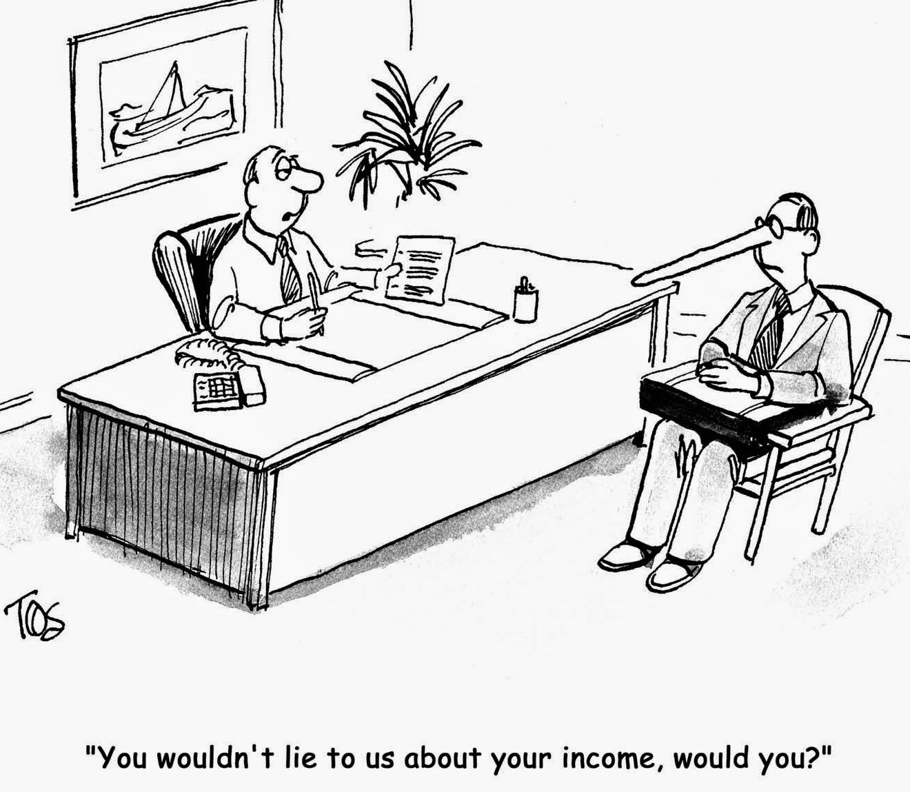 Sales Joke of the Day