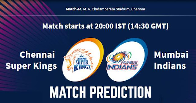 VIVO IPL 2019 Match 44 CSK vs MI Match Prediction, Probable Playing XI: Who Will Win?
