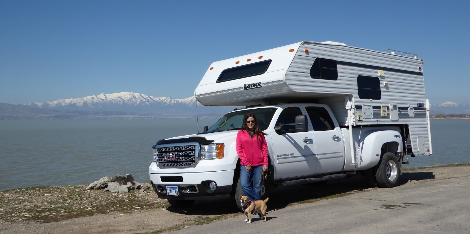 Jim and barb 39 s rv adventure going from 400 to 100 square feet for Rv square footage