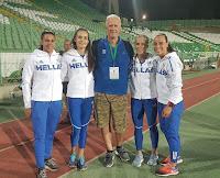 Ασημένιο μετάλλιο για την Ελπίδα Καρκαλάτου - Πρόκριση για το Πανευρωπαϊκό Πρωτάθλημα