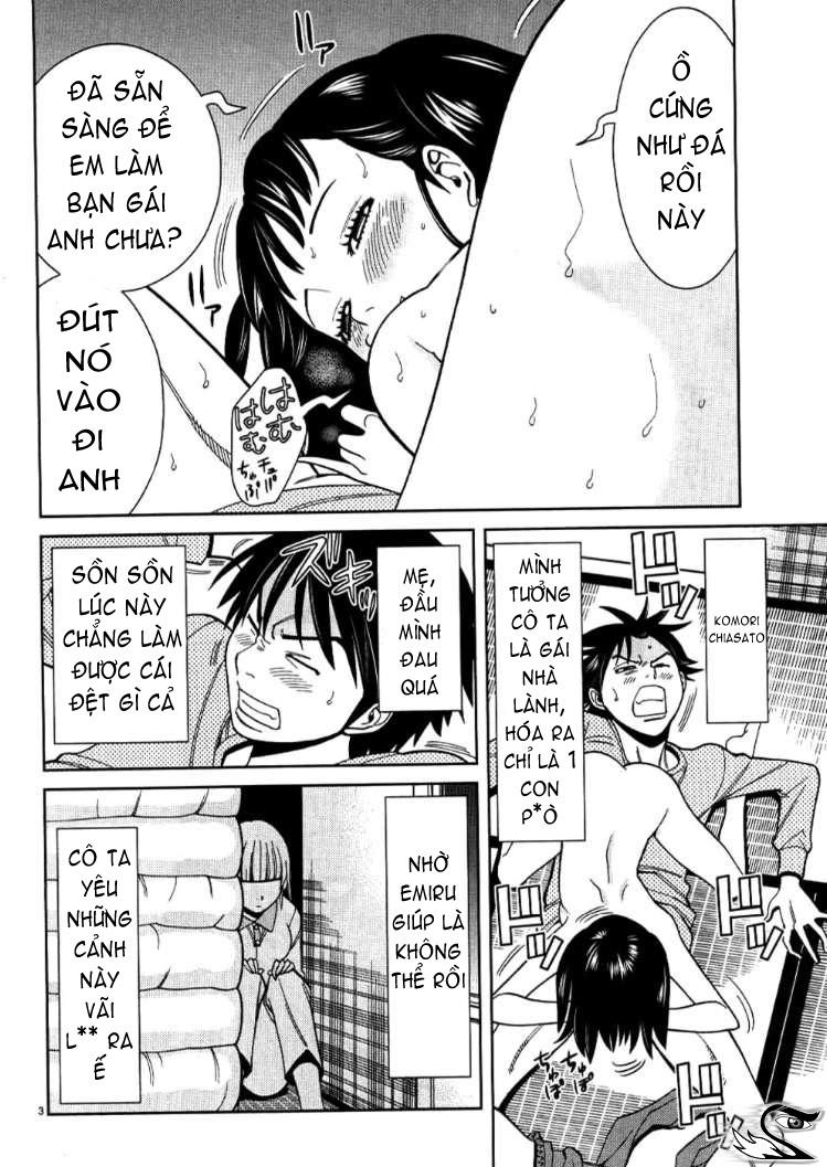 Nozoki Ana chap 34 - Trang 3