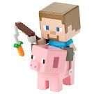 Minecraft Steve? Riders Figure