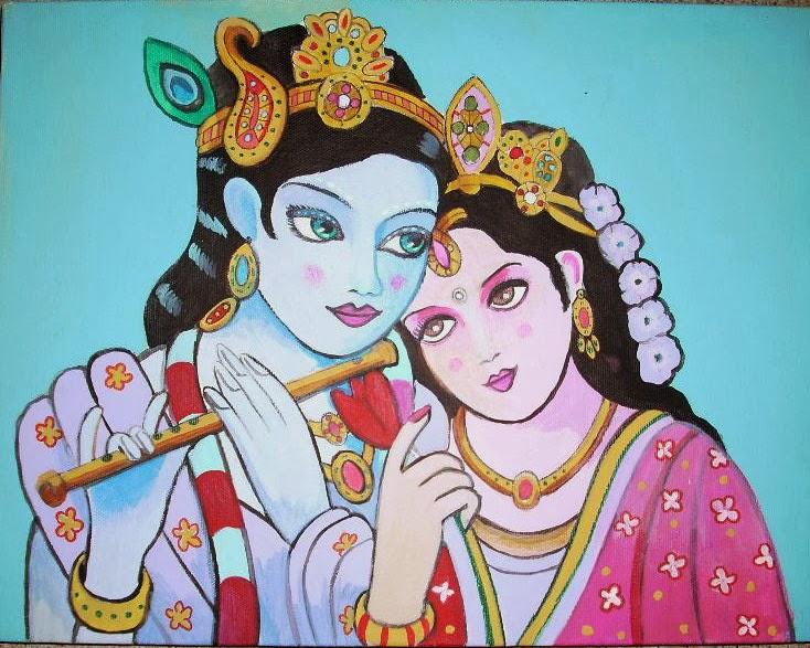 krishna1008: Jaya Jaya Radha Krishna Yugala Milan song
