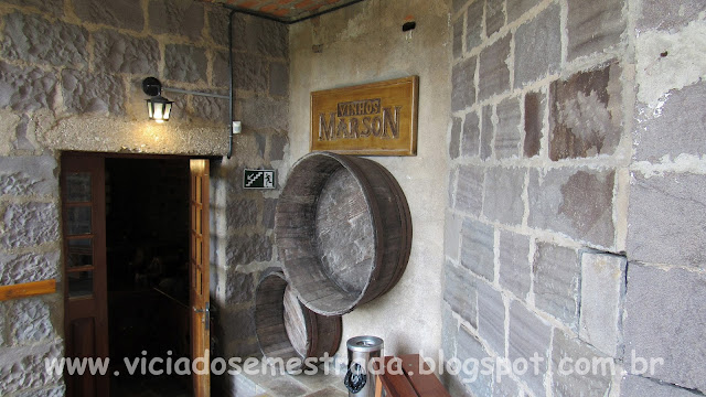 Cave Marson, Cotiporã, Serra Gaúcha