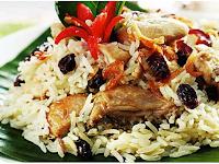 Cara Membuat Nasi Kebuli Lengkap Bersama Aneka Masakan Khas Nasi Kebuli Serta Saran Penyajian