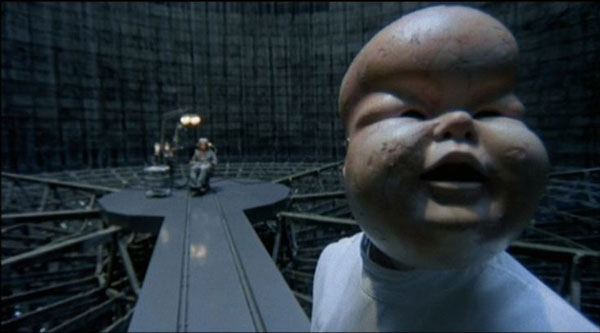 Brazil, directed by Terry Gilliam