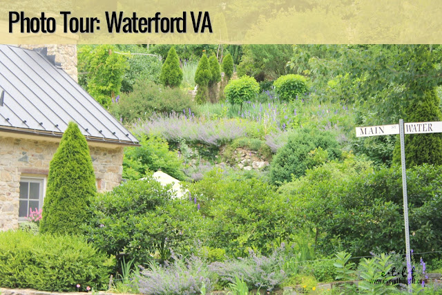 Photo Tour: Waterford VA - a tour of a historic town in Northern Virginia