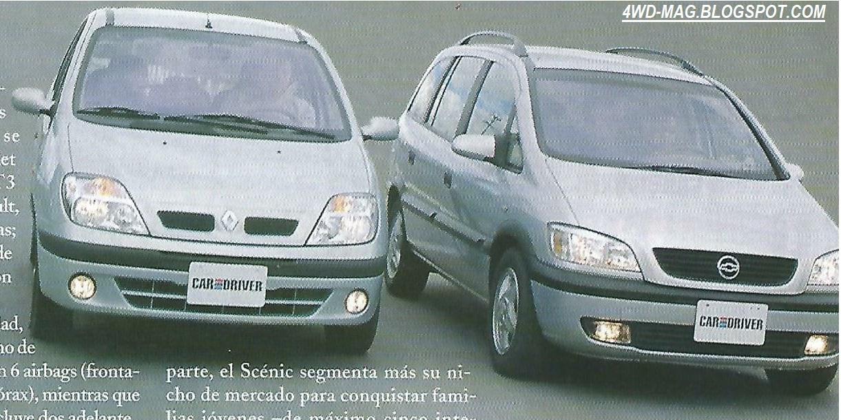 Four Wheel Drive Magazine Prueba Comparativa 2002 Chevrolet