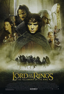 lord of the ring movie poster