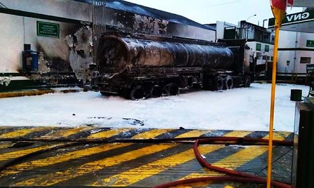 Advierten falta de espuma líquida en estaciones de bomberos