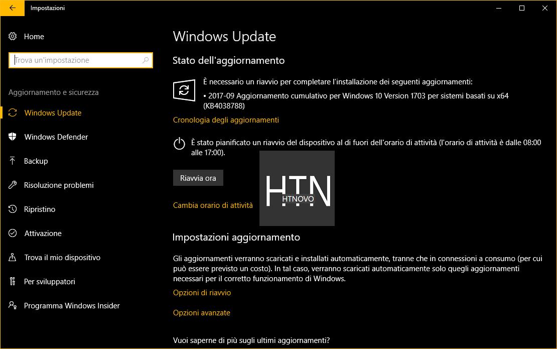 Aggiornamento-Windows-10