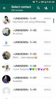 Beautiful whatsapp girl numbers