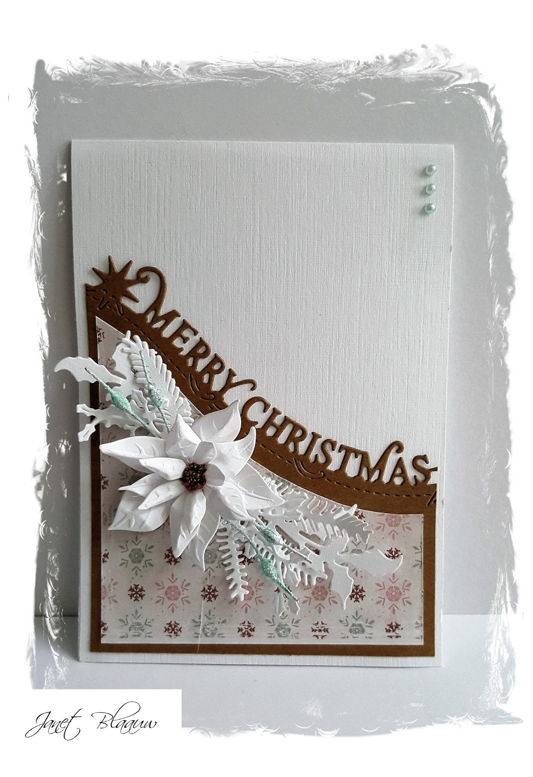 Made by Janet: Rustic Christmas