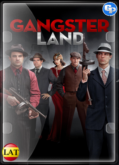 Gangster Land (2017) LATINO