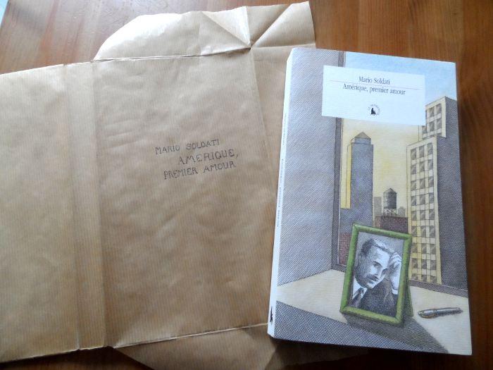 Amérique premier amour dans la collection Le Promeneur (Gallimard)