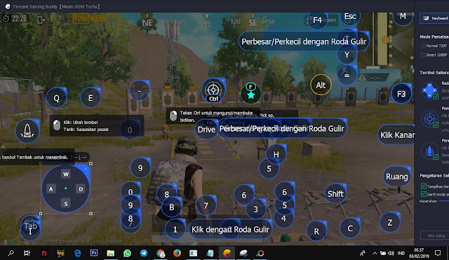 I genuinely made this tutorial for Emulator users How to Set Up Peek & Fire PUBG Mobile Features inward Emulators