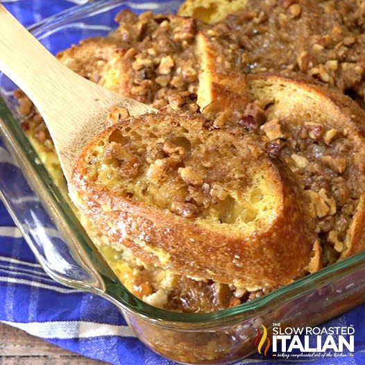 French Toast Bake (Make Ahead Recipe)