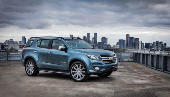 2019 Chevrolet TrailBlazer Redesign