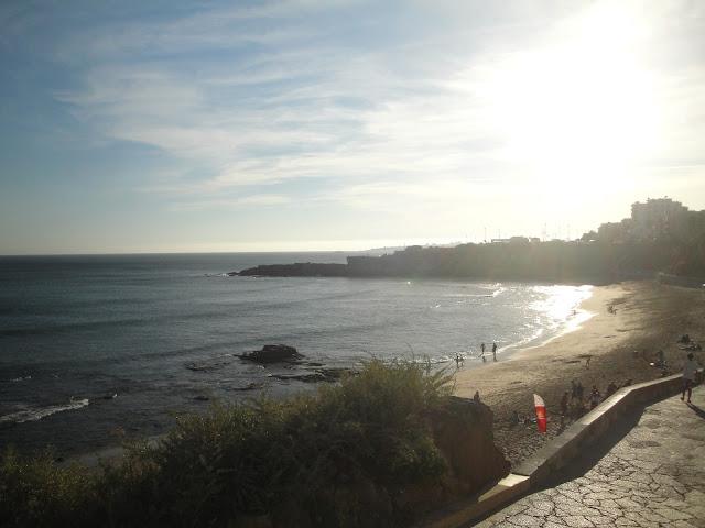 Pôr-do-Sol em Cascais - Lisboa - Portugal