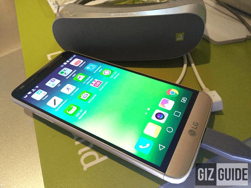 LG G5 Philippine launch