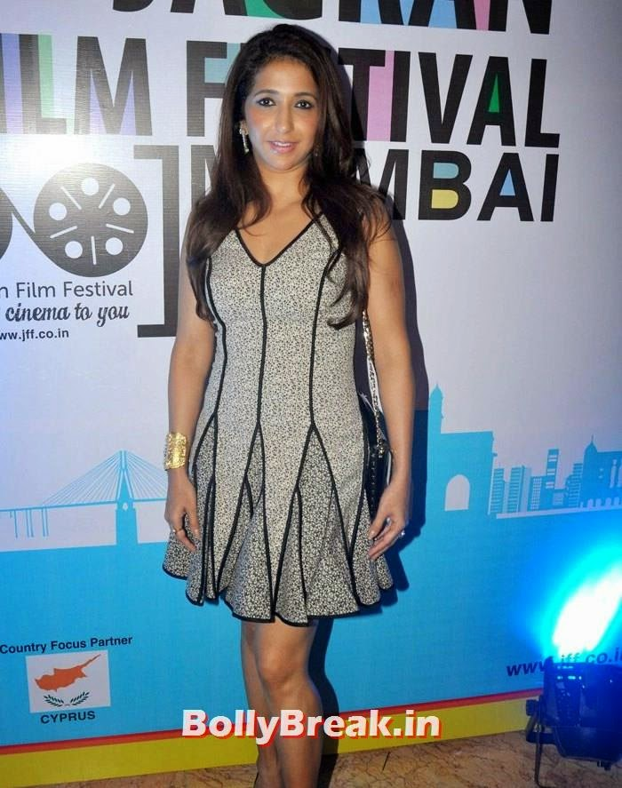 Krishika Lulla, 5th Jagran Film Festival Red Carpet Pics