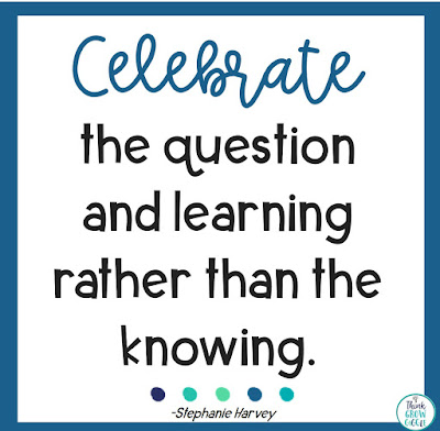 Questioning in upper elementary classroom