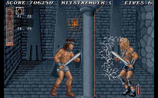 Sword of Sodan para Amiga