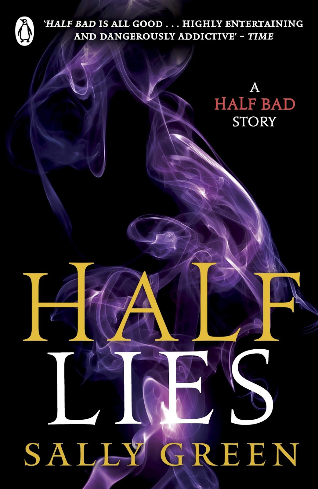 Half Lies by Sally Green | Book Review | Superior Young Adult Fiction